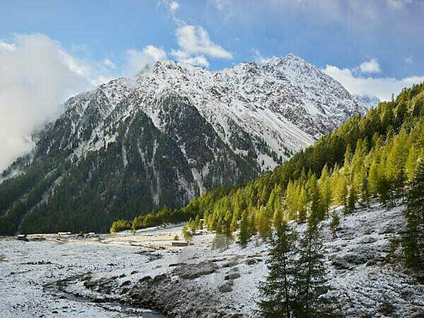 Mutenkogel, Kühtai, Tyrol, Austria