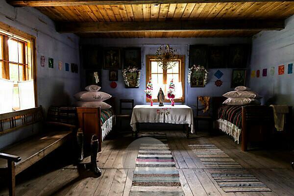 Europe, Poland, Voivodeship Masovian, Radom Village Museum / Muzeum Wsi Radomskiej