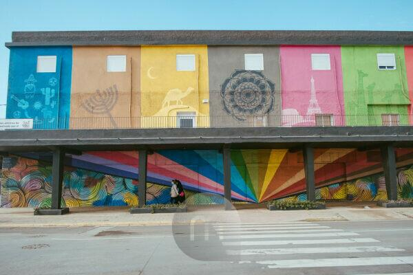 Cultural Center in the Spanish exclave of Melilla,
