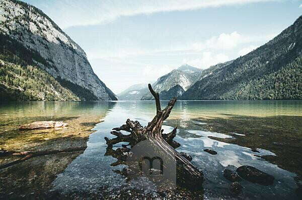 Germany, Bavaria, Berchtesgadener country, Königssee