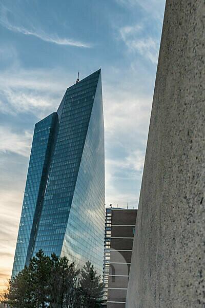 Frankfurt am Main, Hesse, Germany, European Central Bank
