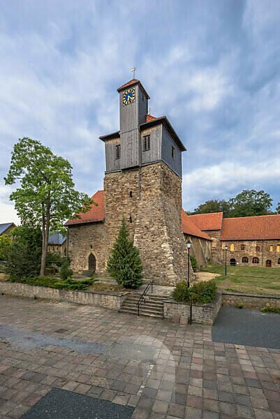 Deutschland, Sachsen-Anhalt, Ilsenburg, Klosterkirche Ilsenburg