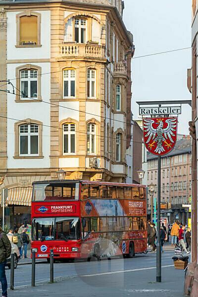 Germany, Hesse, Frankfurt,