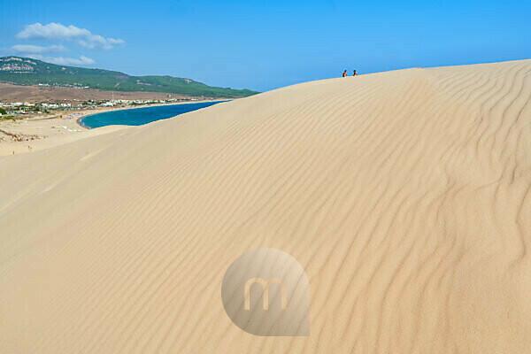 Bolonia Beach, Bolonia, Cadiz Province, Costa de la Luz, Andalusia, Spain