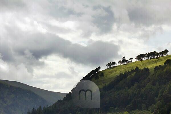 Toursit site in Ireland