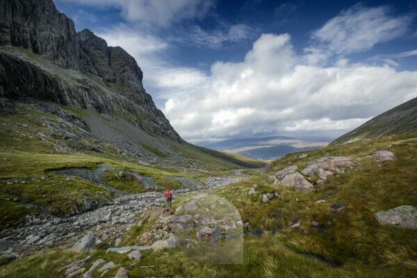 The beautiful and fascinating highlands in Scotland