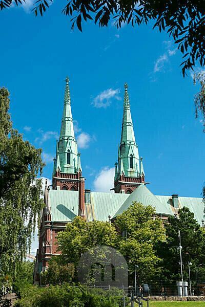 Helsinki, St. John's Church