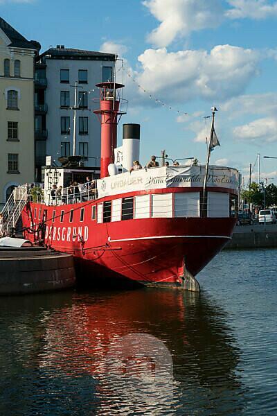 Helsinki, Leuchtturmschiff Relandersgrund