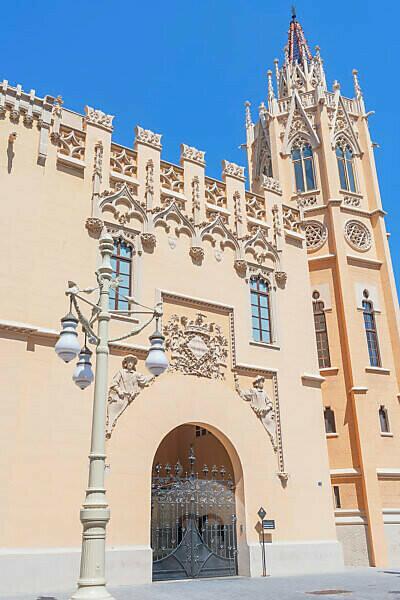 Palacio Municipal de la Exposición Valencia Spain