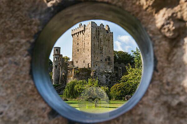 Blarney Castle, Castle, Ireland, Europe