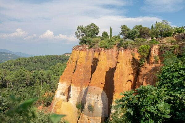 Luberon, Roussillon, South of France