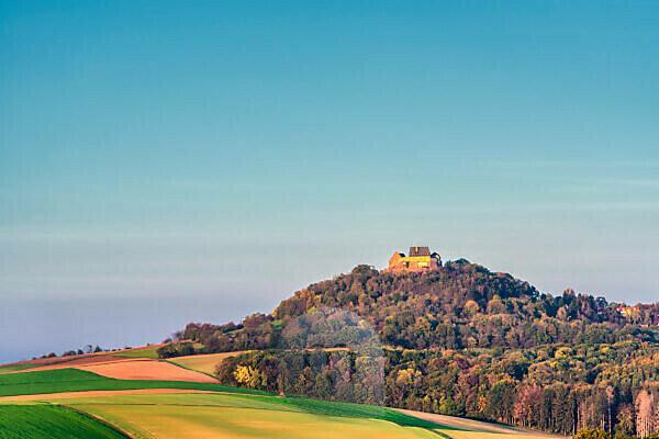 Otzberg, Hesse, Germany, Veste Otzberg