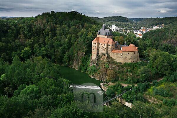 Burg Kriebstein, Deutschland