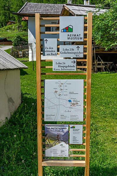 Europa, Österreich, Tirol, Ötztaler Alpen, Ötztal, Heimatmuseum in Längenfeld