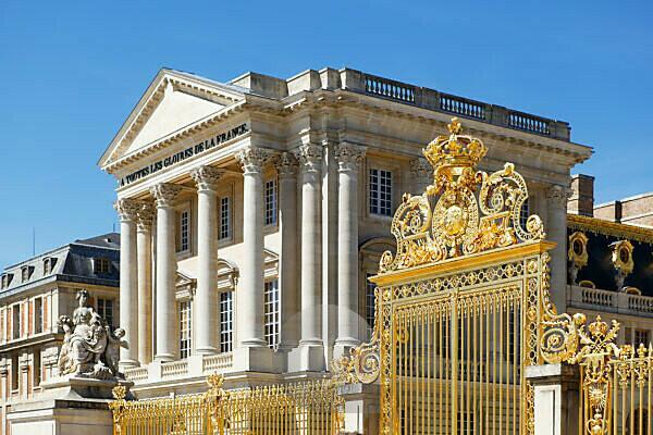 France, Versailles Palace